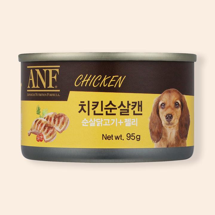 ANF 치킨순살 캔 95g