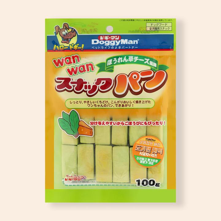 도기맨 시금치 치즈케익 100g