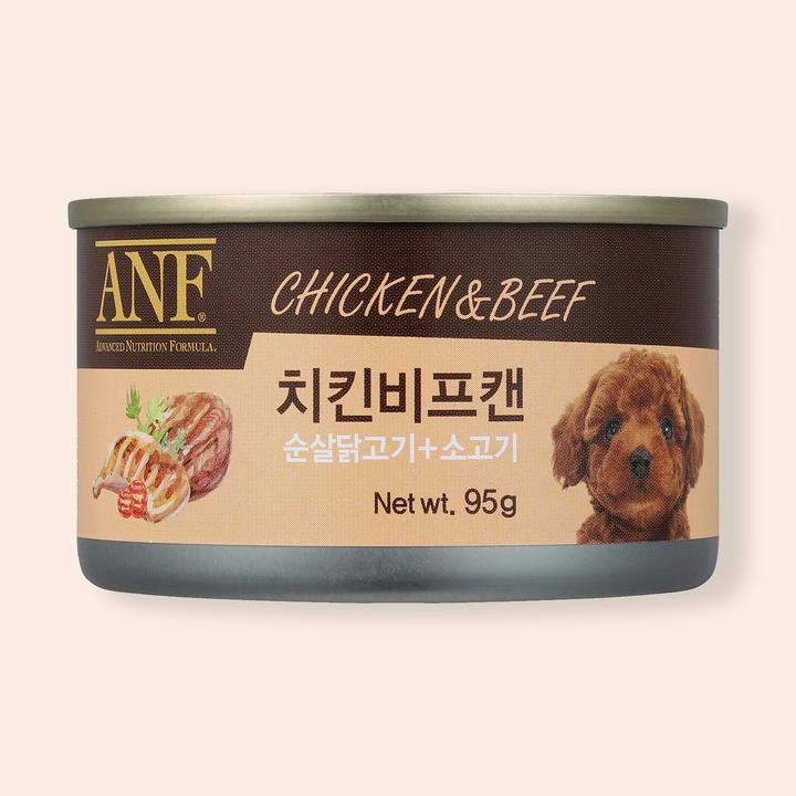 ANF 치킨비프 캔 95g
