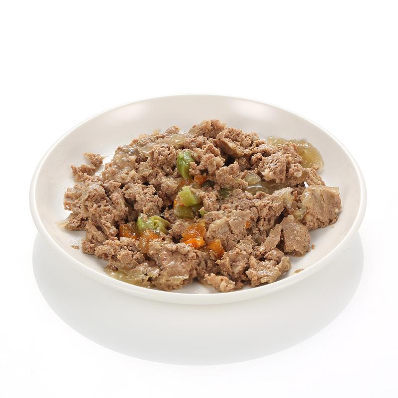 시저 쇠고기와 달걀 1세이하 캔 100g