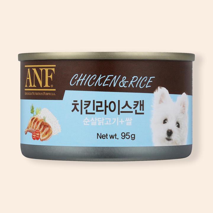 ANF 치킨라이스 캔 95g