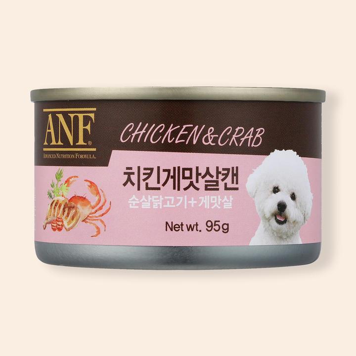 ANF 치킨게맛살 캔 95g