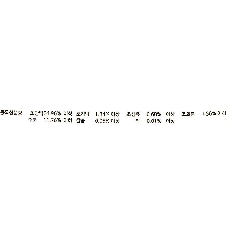 [1+1] 도기맨 무첨가 간식 콜라겐 첨가 껌 회오리 8개입