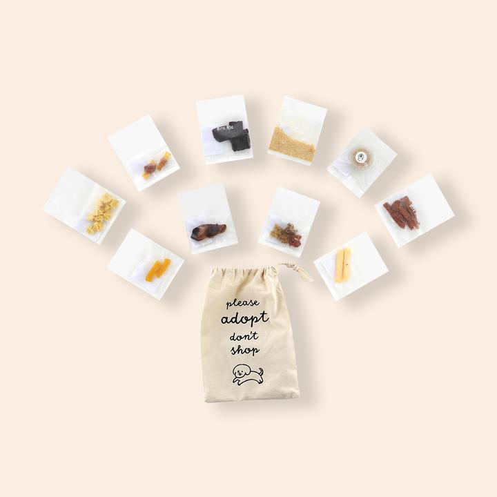 바잇미 10종 맛보기용 테이스터팩