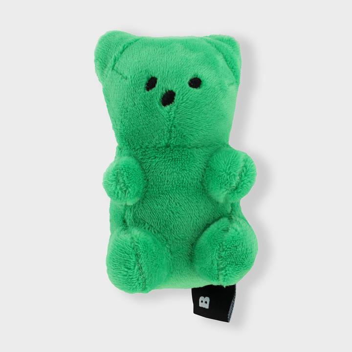 바잇미 삑삑이 젤리곰 그린 장난감