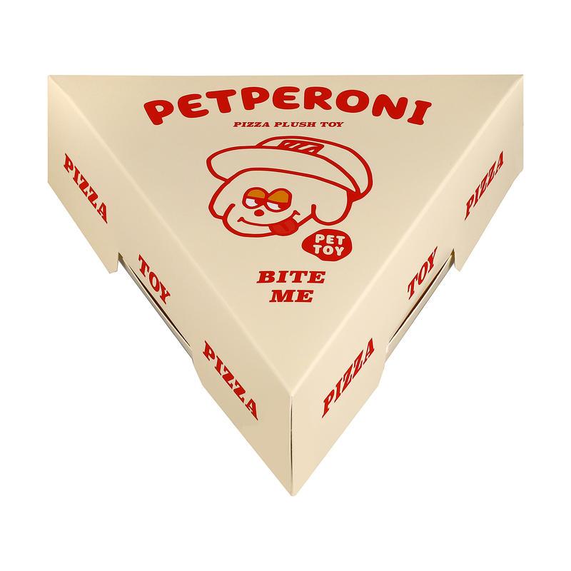 바잇미 펫퍼로니 피자 장난감