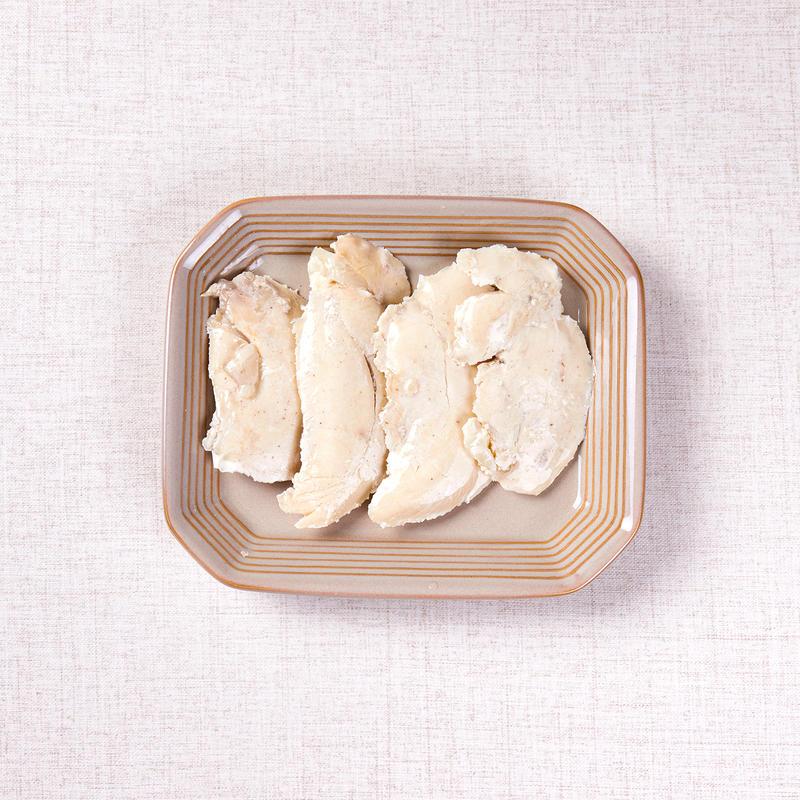 반려소반 촉촉한 바른통살 닭안심&차전자피 10개입