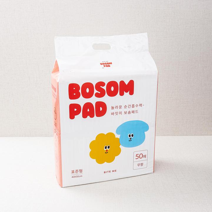 바잇미 보솜패드 표준형 50매