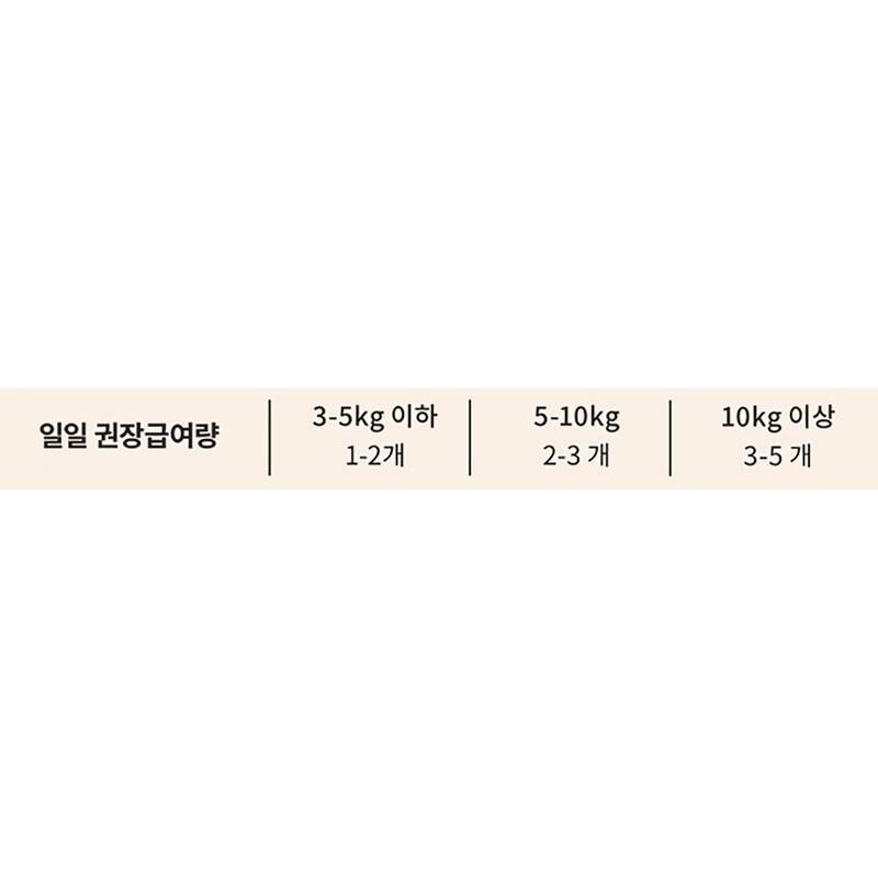 반려양품 고구마 치즈 오리스틱 70g