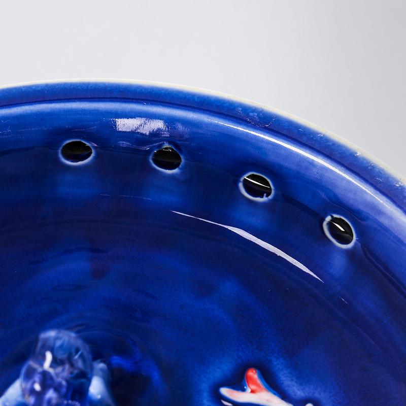 에코펫위드 세라믹 정수기 블루 1.5L