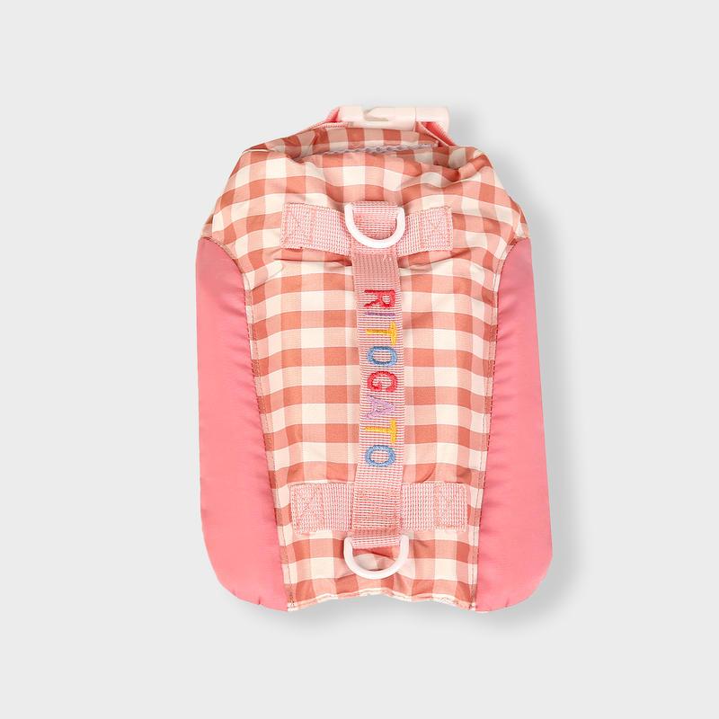 리토가토 롤리팝 구명조끼 핑크