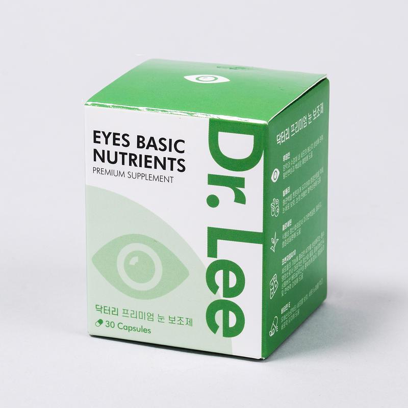 닥터리 프리미엄 영양제 눈 건강 영양제 30캡슐