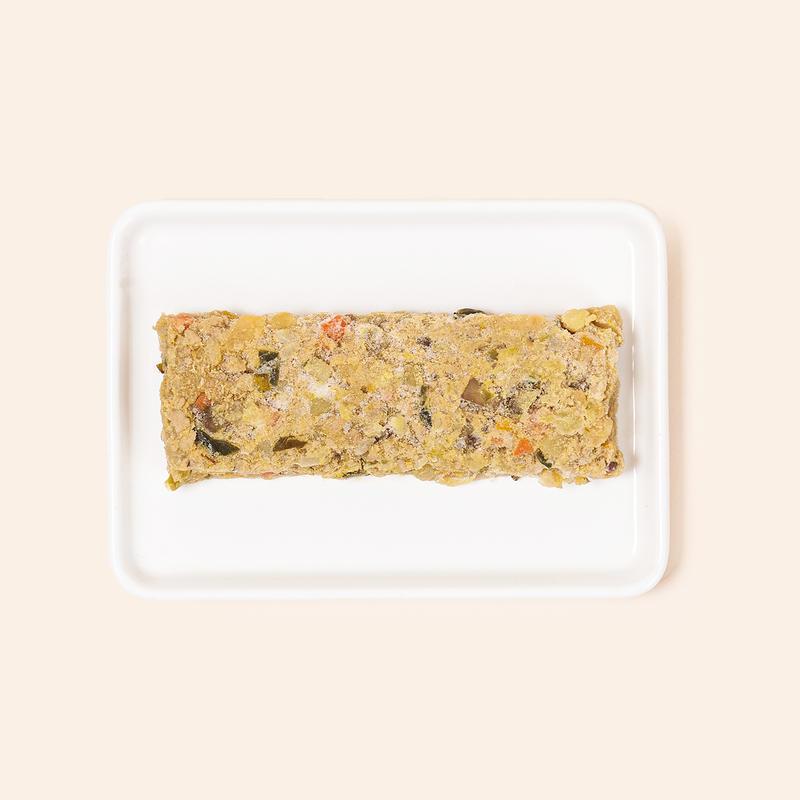 듀먼 에너지바 치킨&채소 55g, 7팩