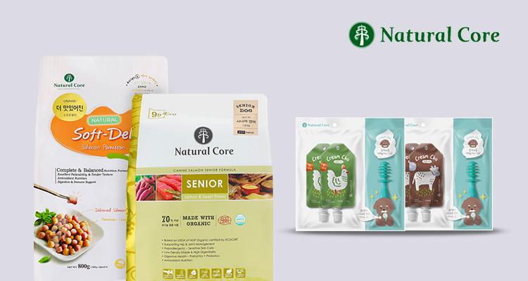 건강한 유기농 사료