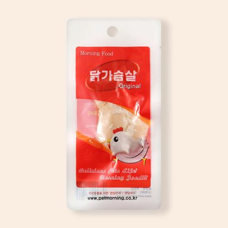 펫모닝 모닝푸드 닭가슴살 22g