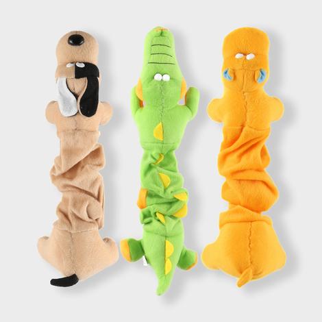 롱허리 동물 장난감, 랜덤발송