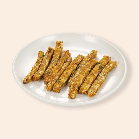 복슬강아지 곡물스틱 닭 160g