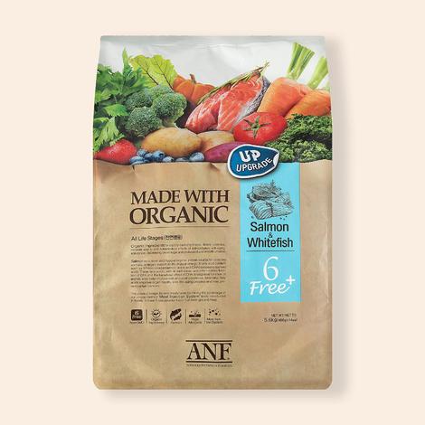 ANF 유기농 6Free 플러스 연어&흰살생선 5.6kg