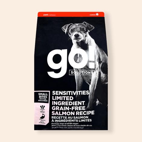 go! LID 그레인프리 연어 작은알갱이 9.98kg