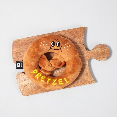 바잇미 프레즐 바스락삑삑 장난감