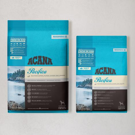아카나 리저널 패시피카 독 6kg + 2kg (캠핑박스&의자 증정)